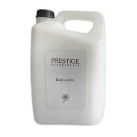 PRESTIGE Body Lotion- 5 l dunk- 3 st/kart