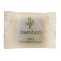 bamboo Soap 13 gr flow pack 500 st/frp